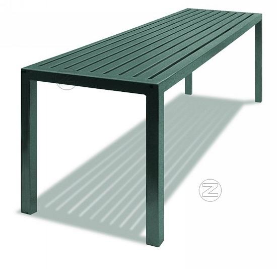 Stół LIGURIA ze stali zwykłej