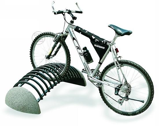 Stojak rowerowy RICCIO ze stali