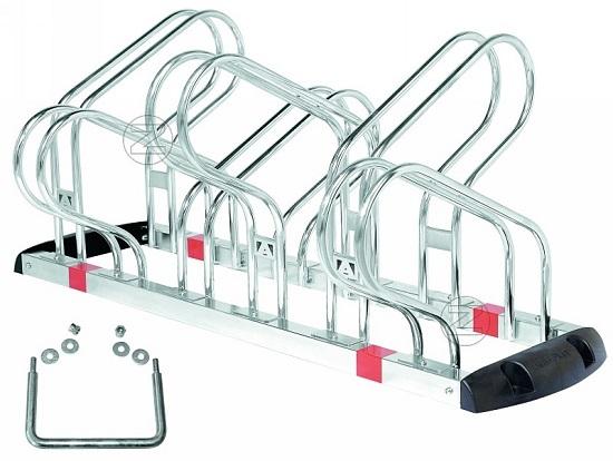 Stojak rowerowy LISMORE ze stali