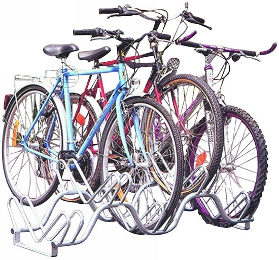 Stojak rowerowy VICTORIA ze stali