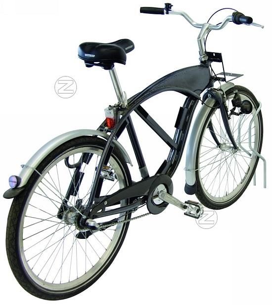 Stojak rowerowy CALIFORNIA ze stali