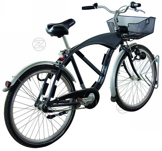 Pałąk rowerowy MINSK ze stali