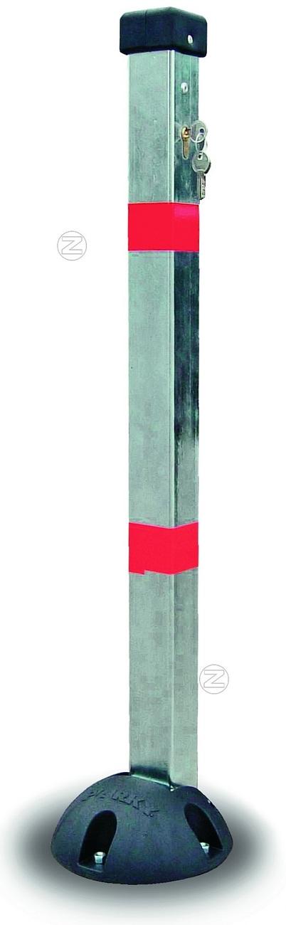 Słupek parkingowy LORCA ze stali