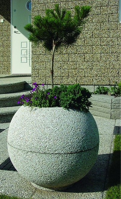 Donica KULA z betonu
