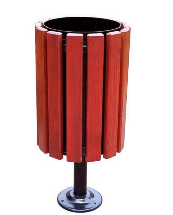 Kosz WATFORD Easy z drewnianym olistwowaniem