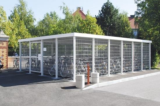 Zadaszenie rowerowe FLEXI-BOX