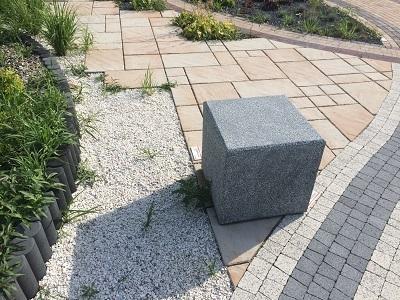 Siedzisko betonowe CUBICO