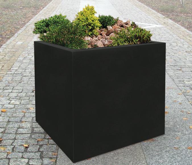 Donica AVA z betonu architektonicznego